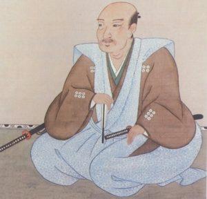 上田市立博物館所蔵・真田幸村肖像画