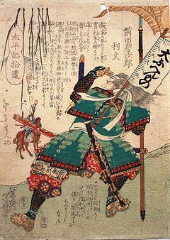 前田慶次の生涯と人物像まとめ!名言・偉業・死因・子孫は?
