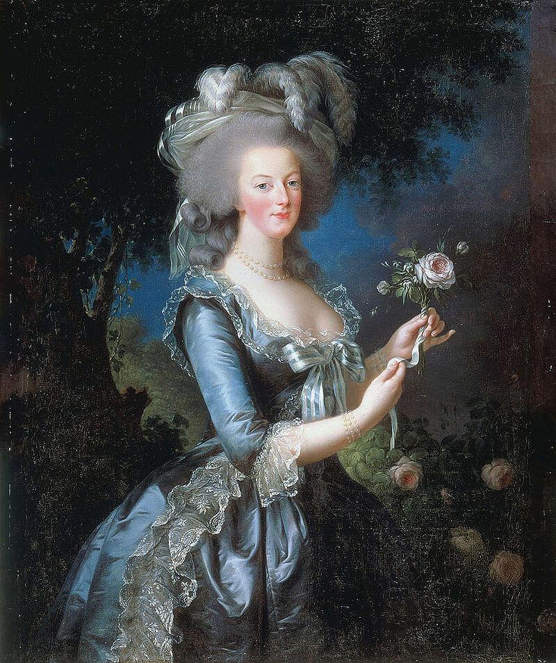 マリーアントワネットとはどんな人物?生涯・名言・偉業を解説【フランス国王ルイ16世の王妃】