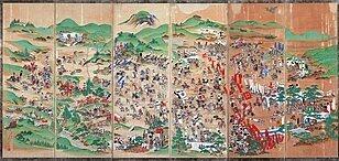 関ヶ原の戦いとは?場所や原因、布陣図について詳しくまとめました