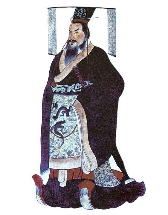 キングダムでも有名な中華統一を果たした始皇帝とはどんな人?生涯・偉業を解説