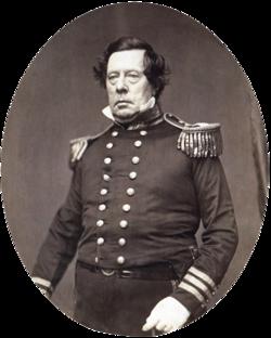 【黒船来航】日本開国を迫ったペリー提督とはどんな人?生涯・偉業・名言も解説